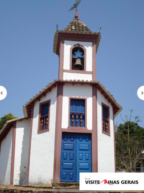Igreja N. Sra. do �(Foto por: �urea Neves)