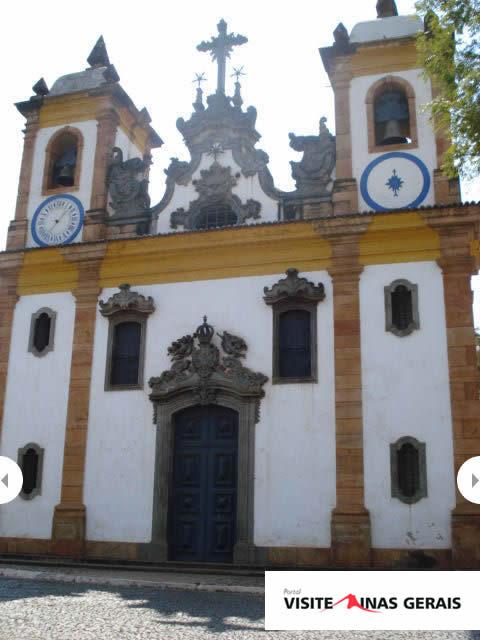 Igreja de S�o Francisco de Assis(Foto por: �urea N