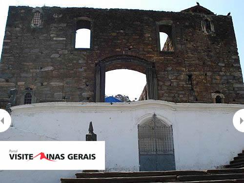 Igreja N. Sra. do Ros�rio dos Pretos da Barra (Fot