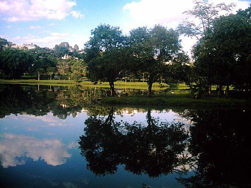 Lagoa do Parque das �guas - Cr�ditos T.M