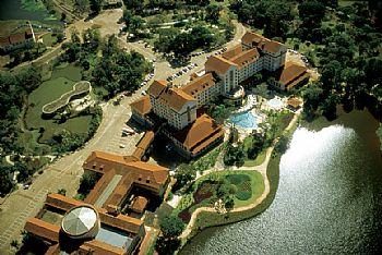 Veja mais detalhes do meio de hospedagem tau� grande hotel termas & convention