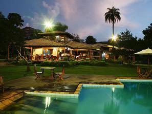 Veja mais detalhes do meio de hospedagem hotel fazenda igarap�s