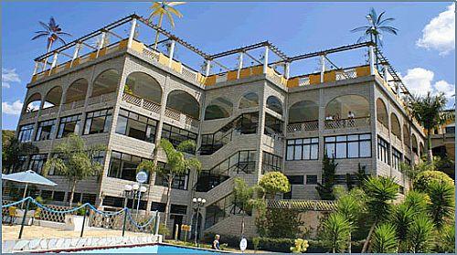 Veja mais detalhes do meio de hospedagem parque hotel pimonte